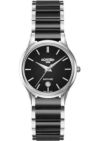 Roamer Schweizer Uhr »C - Line Ladies, 657844 41 55 60« kaufen