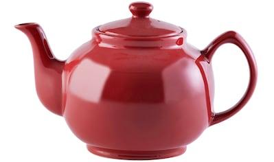 PRICE & KENSIGTON Teekanne, 2 l, Steingut kaufen