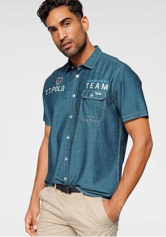 TOM TAILOR Polo Team Kurzarmhemd kaufen