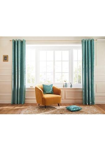 Guido Maria Kretschmer Home&Living Vorhang »Jasmina«, blickdicht, Samtoptik kaufen