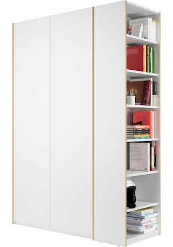 Müller SMALL LIVING Kleiderschrank »Modular Plus Variante 1«, inklusive links oder... kaufen