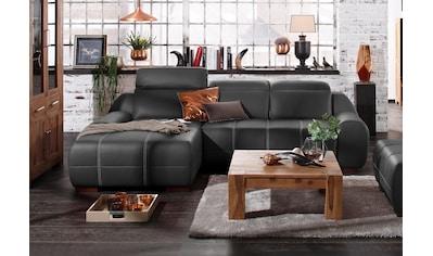 Premium collection by Home affaire Ecksofa »Spirit« kaufen