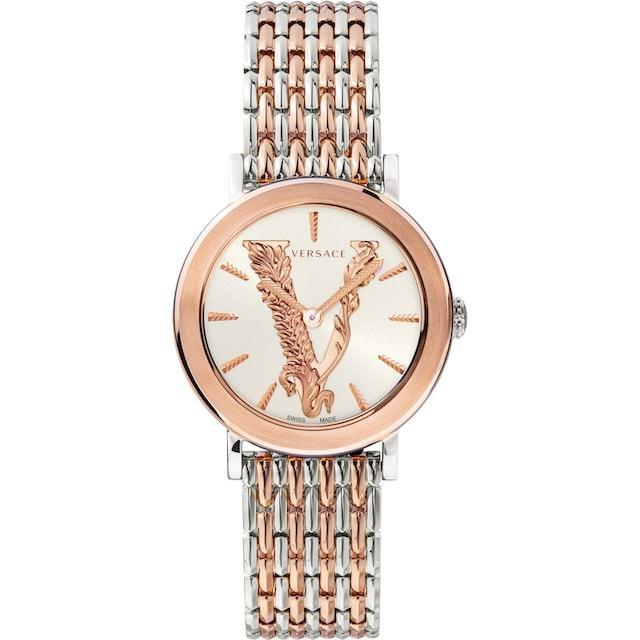 Versace Quarzuhr »Virtus, VEHC00519«