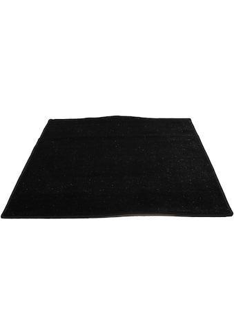 Teppich, »Shiny eckig«, Living Line, rechteckig, Höhe 7 mm, maschinell gewebt kaufen