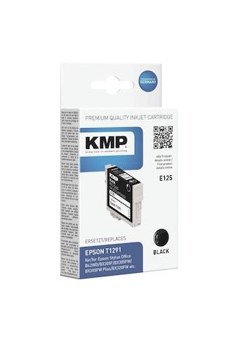 KMP Tintenpatrone ersetzt Epson kaufen