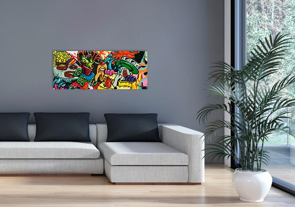 MARMONY Infrarotwandheizgerät »Graffiti MTC-40«, Naturstein, 800 W, beige   Baumarkt > Heizung und Klima > Heizgeräte   MARMONY