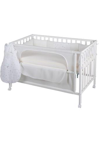 roba® Babybett »Room Bed, safe asleep®, Sternenzauber weiß« kaufen