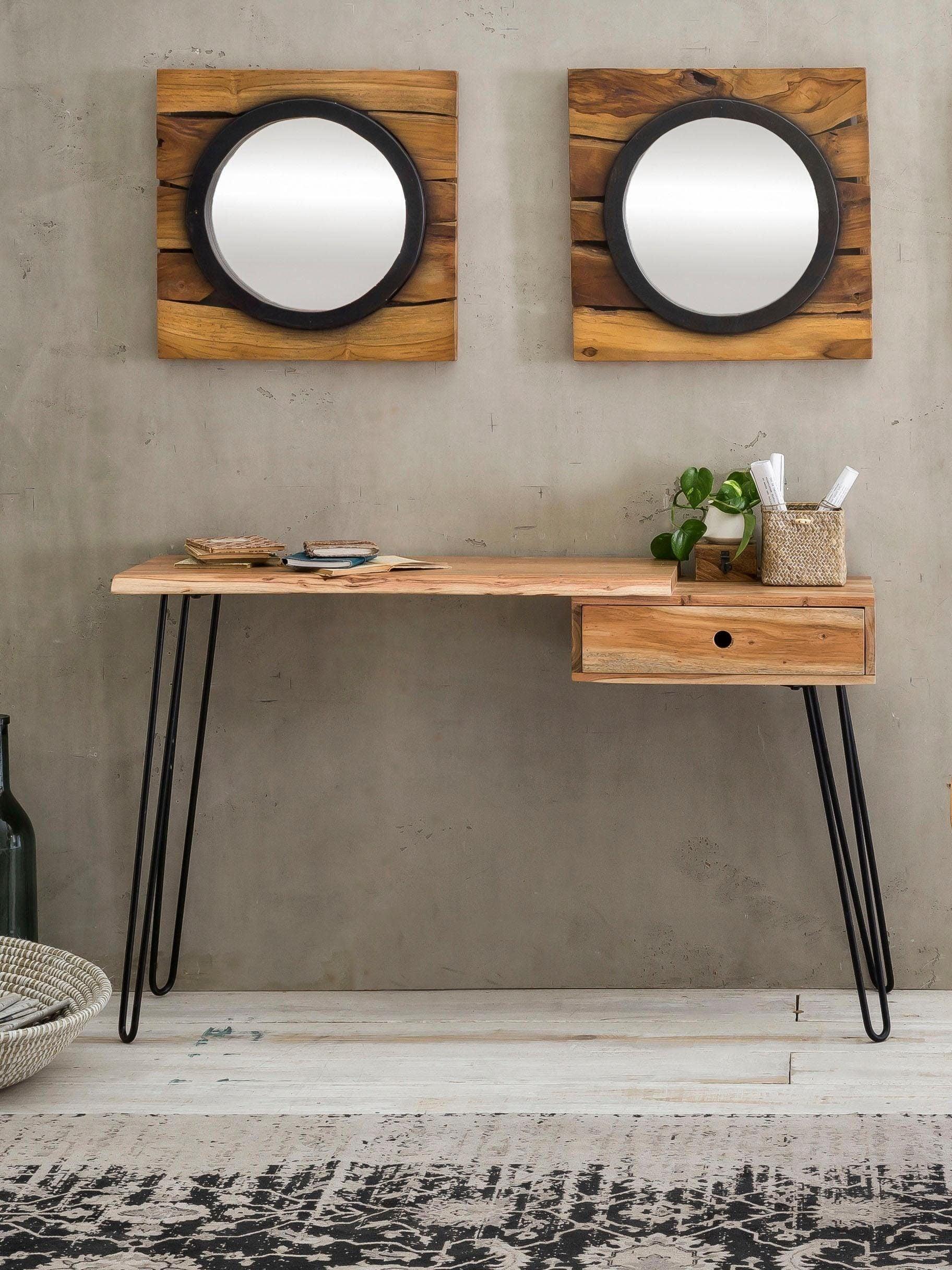 SIT Konsolentisch »Edge«, mit modernen Hairpin Tischbeinen, auch als Schmin günstig online kaufen