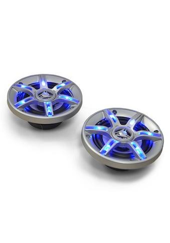 Auna Autolautsprecher 500 W max. Lichteffekt »CS - LED4« kaufen