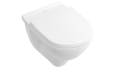 VILLEROY & BOCH Wand - WC »O.novo«, Abgang waagrecht kaufen