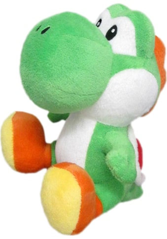 Nintendo Plüschfigur »Yoshi, grün, 17 cm« kaufen