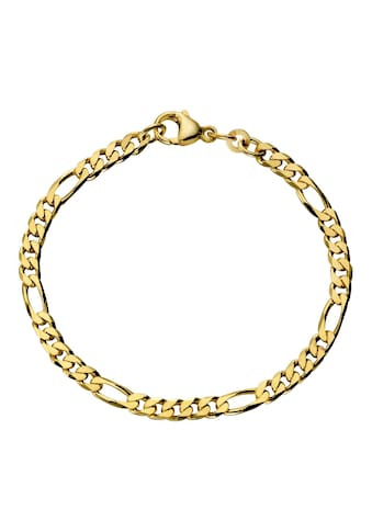 Firetti Goldarmband »in Figarokettengliederung, 4,3 mm«, Made in Germany kaufen