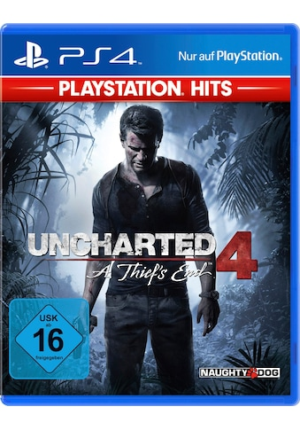 PlayStation 4 Spiel »Uncharted 4 A Thief's End«, PlayStation 4, Software Pyramide kaufen