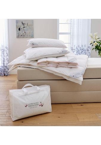 Guido Maria Kretschmer Home&Living Daunenbettdecke »Magnolia«, leicht, Füllung 100%... kaufen