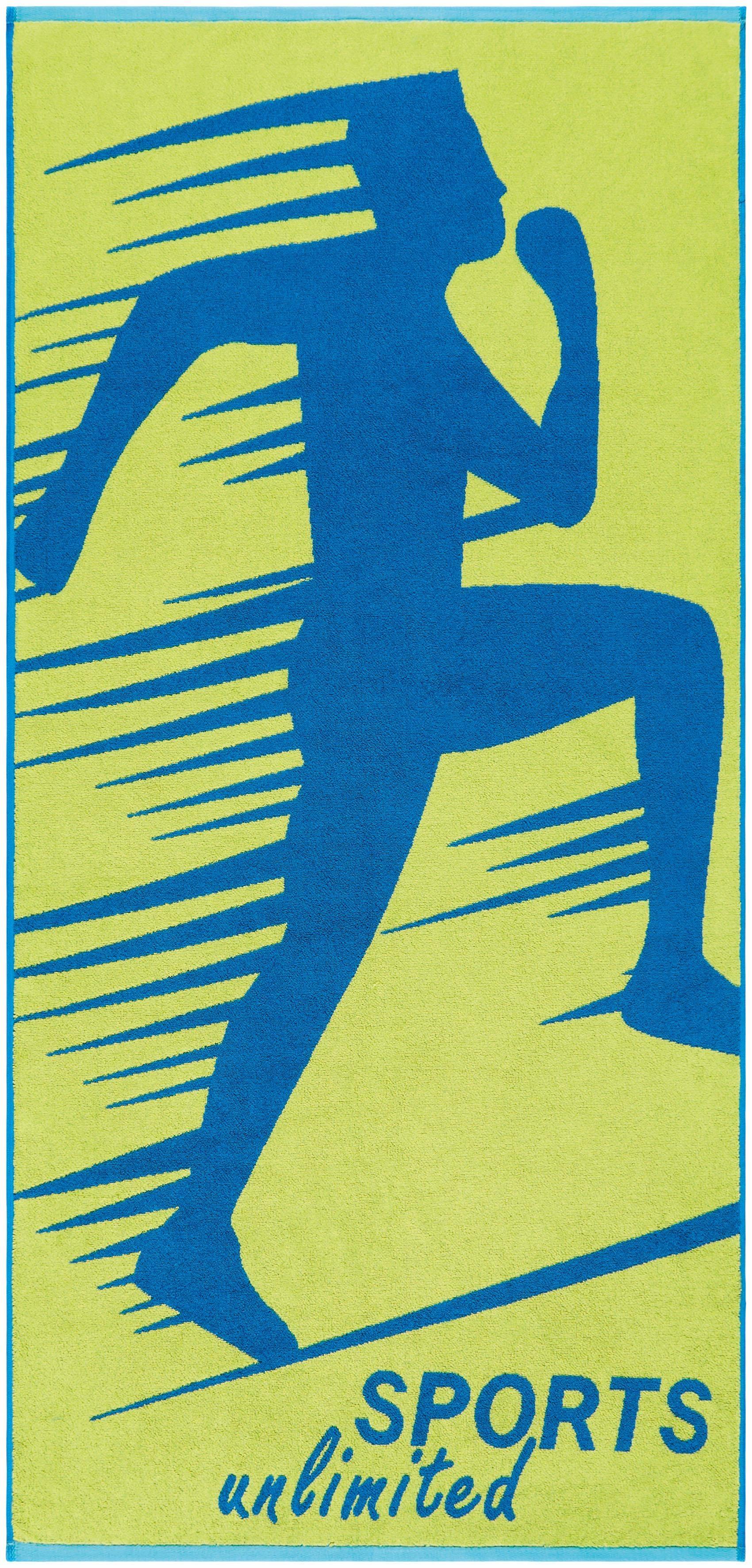 Strandtuch »Sports Unlimited«, Egeria