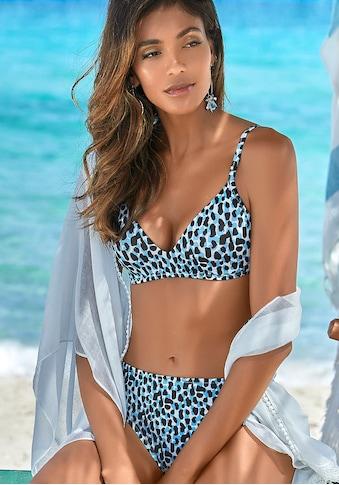 Sloggi Bikini-Hose »Hazy«, mit trendigem Design kaufen