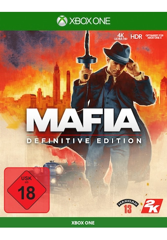 2K Spiel »Mafia 1 Definitive Edition«, Xbox One kaufen