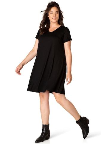 BSIC by Yesta Shirtkleid »Abernathy«, Leicht ausgestellt mit V-Ausschnitt kaufen