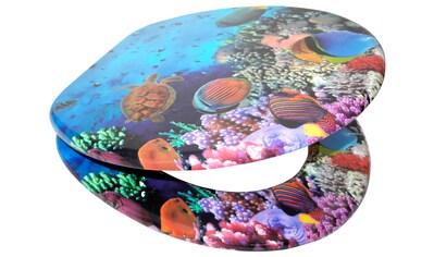 SANILO WC - Sitz »Ocean«, mit Absenkautomatik kaufen