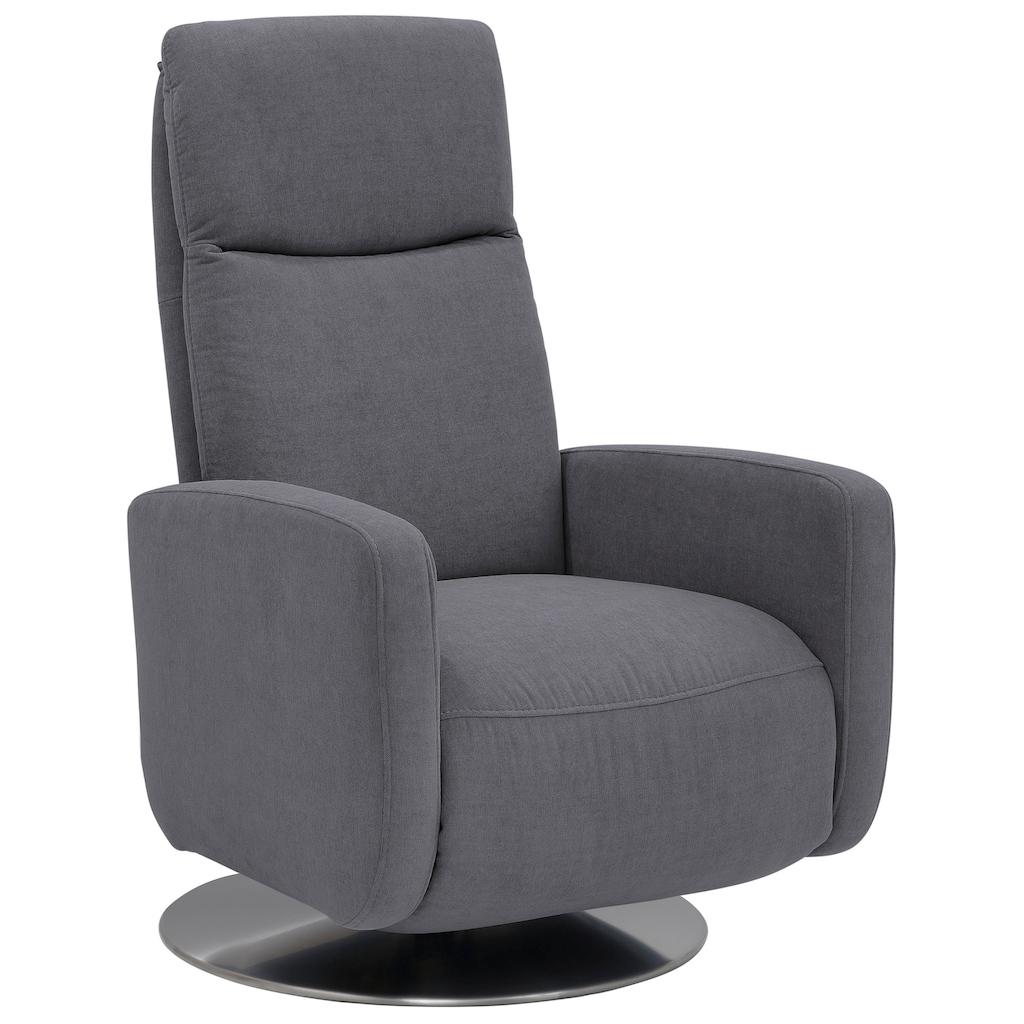 DELAVITA Relaxsessel »Dundee«, bis zu 140kg belastbar; in 3 Breiten (S,M,L) und wahlweise manuelle oder 2-motorische Relaxfunktion und auch mit Aufstehhilfe