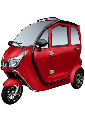 Didi THURAU Edition Elektromobil »3 - Rad eLizzy Premium 25 km/h  -  mit Vor - Ort - Einweisung«, 1000 W kaufen
