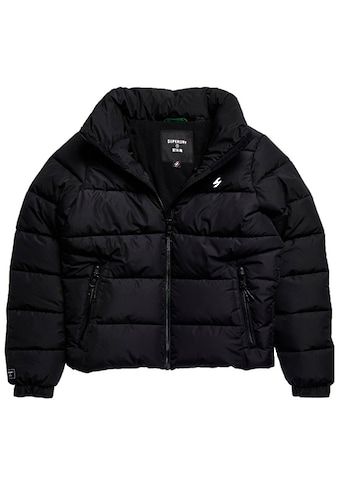 Superdry Steppjacke »NON HOODED SPORTS PUFFER« kaufen