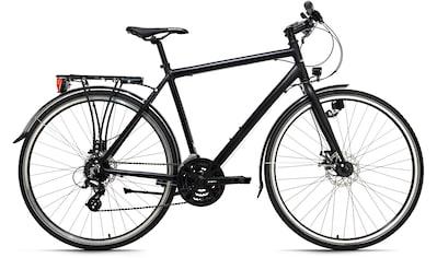 KS Cycling Urbanbike »Norfolk Sport«, 24 Gang, Shimano, Altus Schaltwerk, Kettenschaltung kaufen
