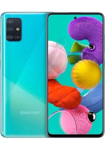 """Samsung Smartphone »Galaxy A51«, (16,4 cm/6,5 """" 128 GB Speicherplatz, 48 MP Kamera) kaufen"""
