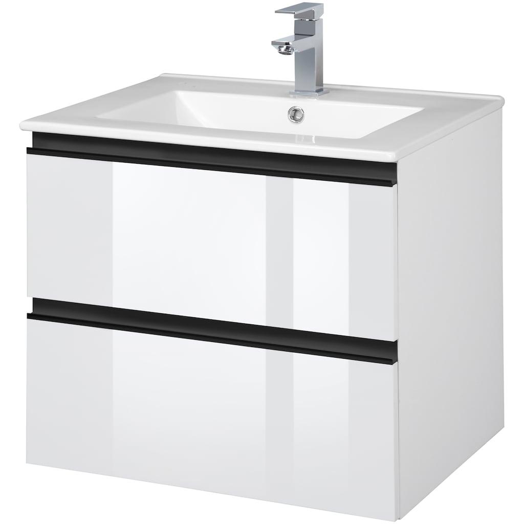 CYGNUS BATH Waschtisch »Spazio«, Breite 60 cm