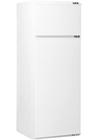 BEKO Einbaukühlgefrierkombination »BDSA250K3SN«, BDSA250K3SN, 144,8 cm hoch, 54 cm breit kaufen