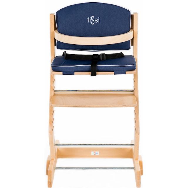 "tiSsi® Kinder-Sitzauflage ""Blau"""