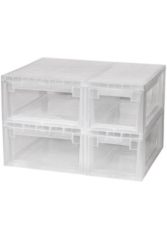 Kreher Aufbewahrungsbox, (Set, 4 St.) kaufen