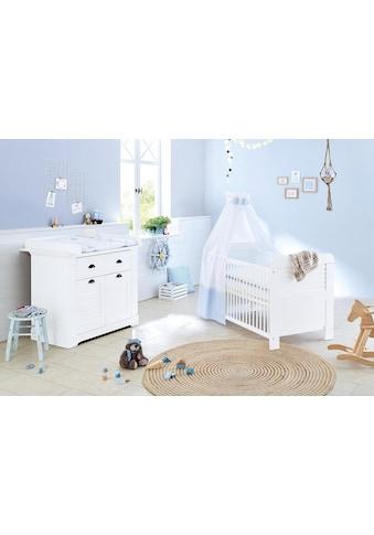 Pinolino® Babymöbel-Set »Siena«, (Spar-Set, 2 St.), breit; Made in Europe; mit... kaufen