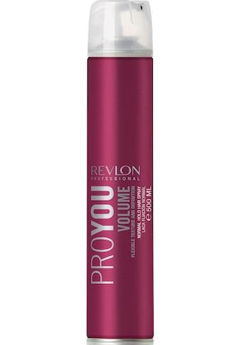 """REVLON PROFESSIONAL Haarspray """"ProYou Volume Hair Spray"""" kaufen"""