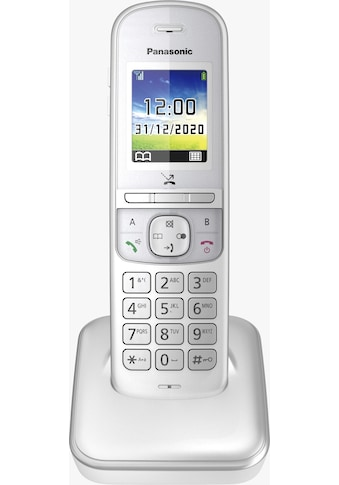 Panasonic Schnurloses DECT-Telefon »KX-TGH710«, (Mobilteile: 1) kaufen