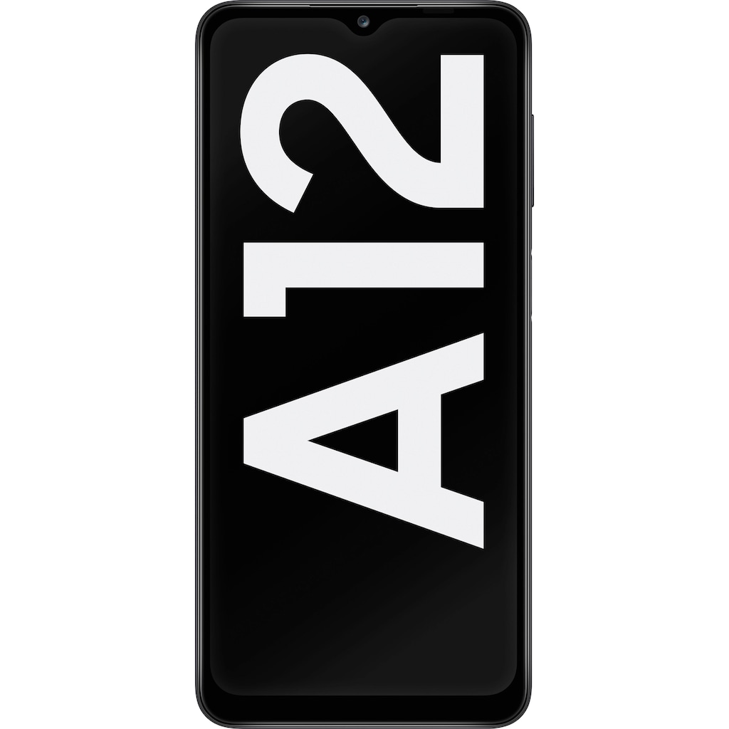 "Samsung Smartphone »Galaxy A12«, (16,55 cm/6,5 "", 64 GB Speicherplatz, 48 MP Kamera)"