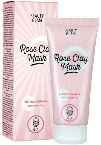 BEAUTY GLAM Gesichtsmaske »Beauty Glam Rose Clay Mask« kaufen