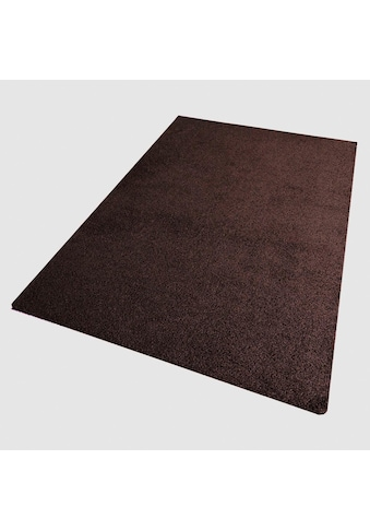 Hochflor - Teppich, »Amarillo«, Living Line, rechteckig, Höhe 35 mm, maschinell gewebt kaufen