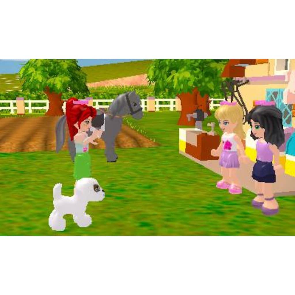 Warner Games Spiel »Lego Friends«, Nintendo 3DS, Software Pyramide