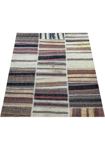 Teppich, »Artigo 400«, Paco Home, rechteckig, Höhe 4 mm, maschinell gewebt kaufen