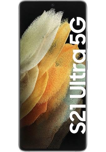 """Samsung Smartphone »Galaxy S21 Ultra 5G«, (17,3 cm/6,8 """" 512 GB Speicherplatz, 108 MP Kamera), 3 Jahre Garantie kaufen"""