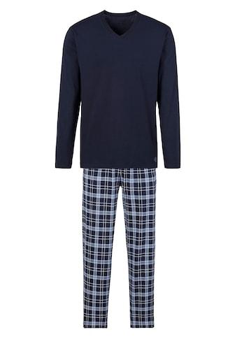 s.Oliver Pyjama, mit Karo-Hose kaufen