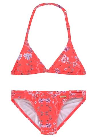 Sunseeker Triangel-Bikini, mit sommerlichem Print kaufen