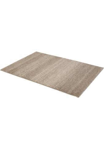 ASTRA Teppich »Carpi Uni«, rechteckig, 15 mm Höhe, Wunschmaß, Wohnzimmer kaufen