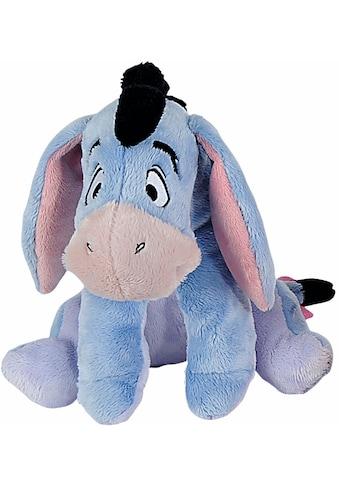 "SIMBA Kuscheltier ""Disney Winnie the Puuh, I Ah, 25 cm"" kaufen"