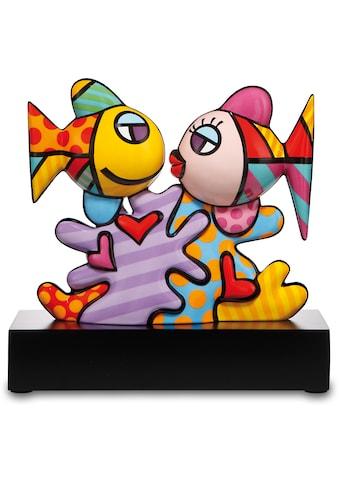 """Goebel Dekofigur »Figur Romero Britto - """"Ocean Love""""« kaufen"""