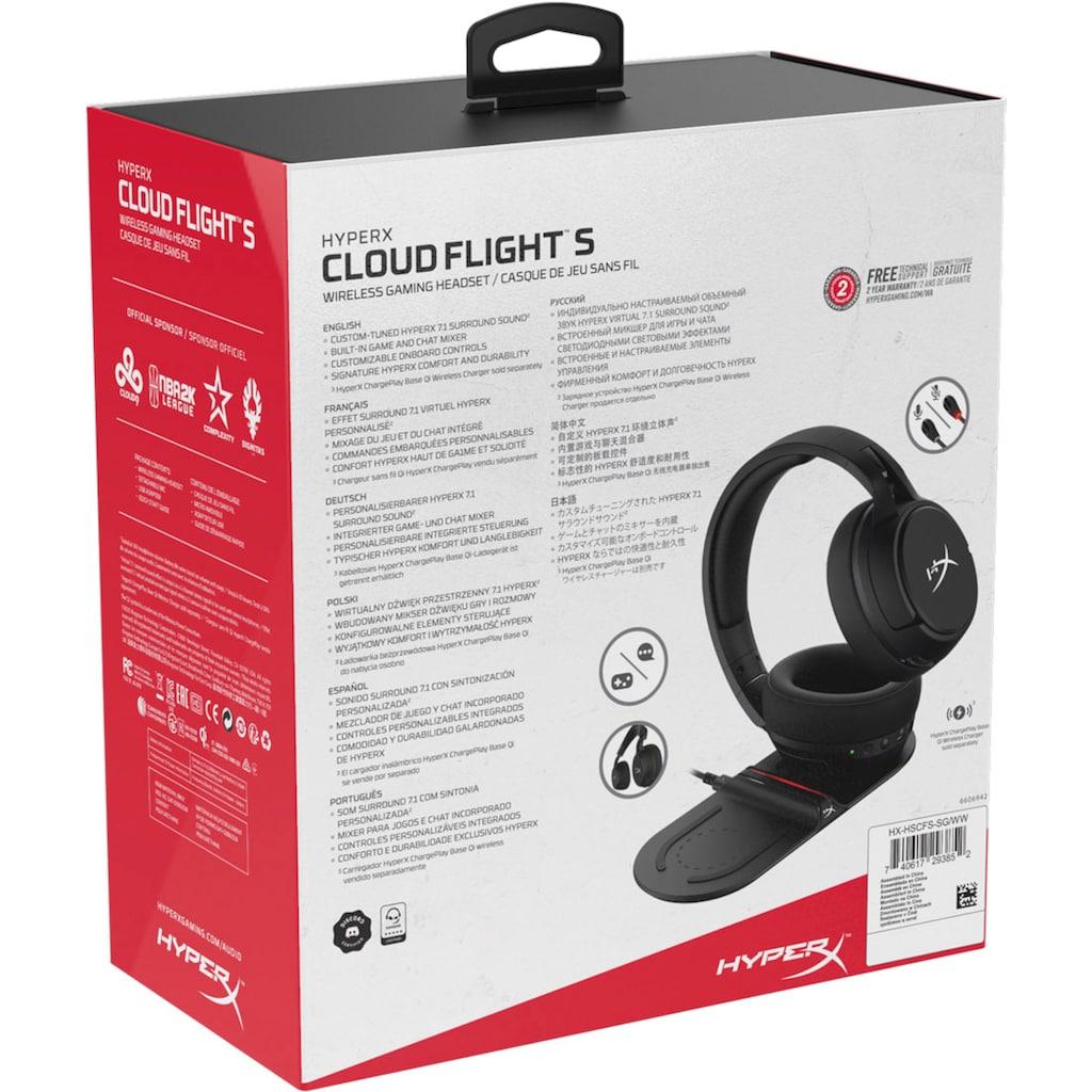 HyperX Gaming-Headset »Cloud Flight S Wireless«, Rauschunterdrückung