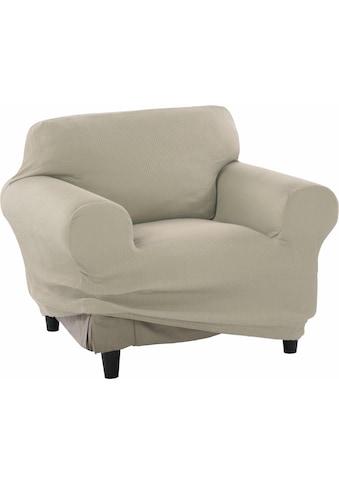 sofaskins Sesselhusse »Rustica«, mit leichtem Struktur-Effekt kaufen