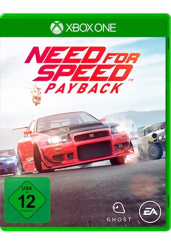 Electronic Arts Spiel »Need for Speed: Payback«, Xbox One, Software Pyramide kaufen