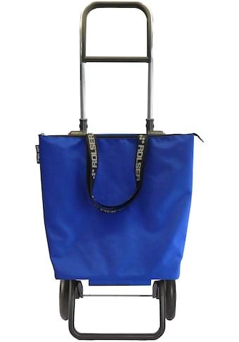 Rolser Einkaufstrolley »Logic RG Mini Bag Plus MF«, mit 2 Rädern, zuzammenplappbar,... kaufen
